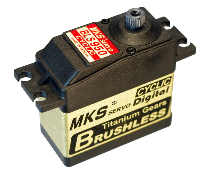 MKS - BLS 950 Cyclic Digital Servo